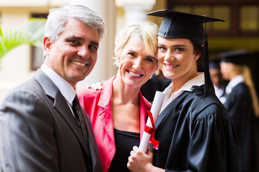 bigstock beautiful female college gradu 58953098 1 - Have You Cosigned Student Loans?