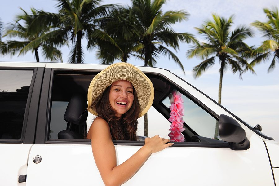 bigstock car rental happy woman in her 15610544 1 - Do You Really Need that Car Rental Insurance?