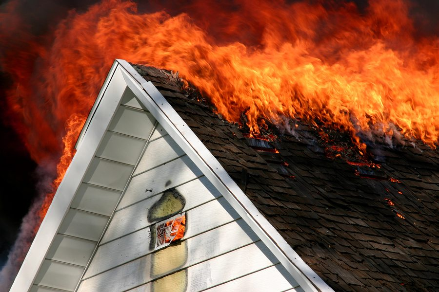 Simple Ways to Protect Your Home From Fire - Simple Ways to Protect Your Home From Fire